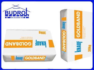 Tynk Goldband Knauf 30 Kg 5612488620 Oficjalne Archiwum Allegro