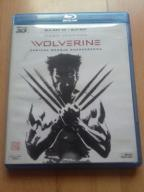 WOLVERINE 3D+2D ,blu-ray