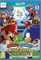 Mario and Sonic  Rio 2016 Olympic Games WII U WIIU