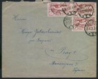 Górny Śląsk nr. 26 x 3 szt. / Ratibor 1922 r.