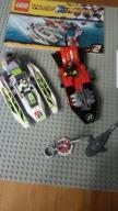 Lego 8897 World Racers Rafa okrutnych szczęk