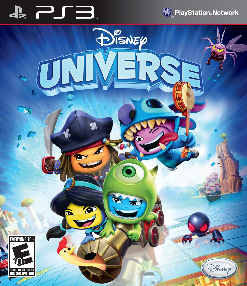 Disney Universe Pl Gra Dla Dzieci Ps3 1 4 Osoby 7050808948 Oficjalne Archiwum Allegro