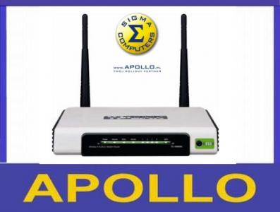 Router WiFi ADSL / xDSL 300Mbps TP-Link TD-W8960N