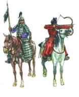 Chinese Cavalry XIII Century 1/72