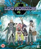 Log Horizon S2 Part 1 [Blu-ray]