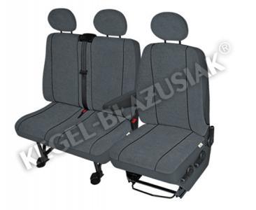 Pokrowce samochodowe - Renault Trafic