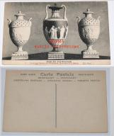Stara pocztówka, Muzeum Sztuki Dekoracyjnej - WAZY