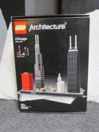 Lego Architecture CHICAGO Super cena!!!!