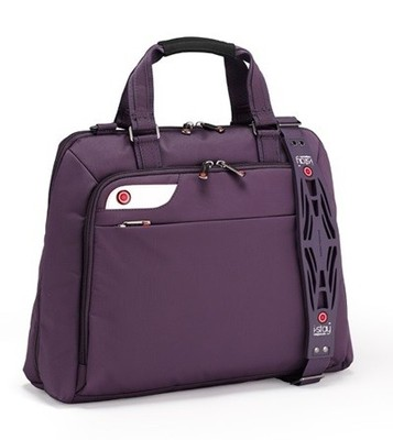 I-STAY Damska torba na laptopa 15,6' fioletowa