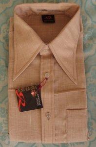 Nowa koszula męska z lat 60 tych. Wólczanka 6123900489  x3elg