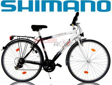 ROWER TREKKINGOWY CONQUEST 28 SHIMANO NIEMIECKI !!