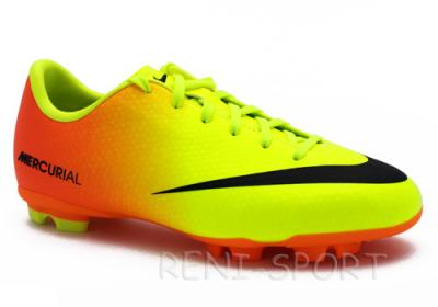 finest selection cf2fb fc387 Buty NIKE MERCURIAL VICTORY IV FG roz.35,5