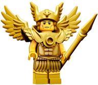 Minifigurki LEGO 71011 seria 15 Latający wojownik