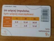 karta chipowa 192 D 1.12.2010