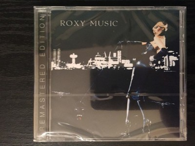 ROXY MUSIC - For Your Pleasure. 1973r. CD Remaster
