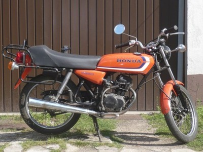honda cb 50 j motorower mokick 1980 orygina. Black Bedroom Furniture Sets. Home Design Ideas