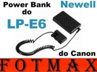Power Bank NEWELL PB-LP-E6 Canon Mark II 6D 7D 5D
