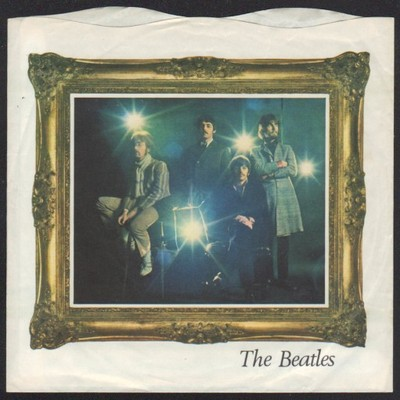 The Beatles Penny Lane/Strawberry Fields. LP Winyl