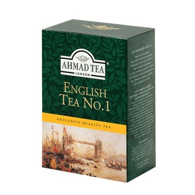 Ahmad Tea London English No. 1 100g