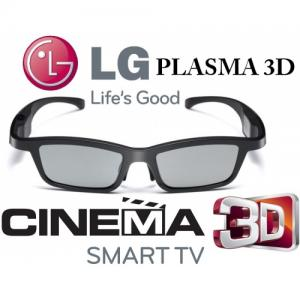 OKULARY 3D LG AGS350 DO TV LG PLAZM SERII PM,,,