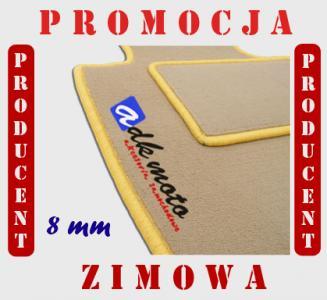 GRUBE dywaniki samochodowe FIAT STILO 2001-2007