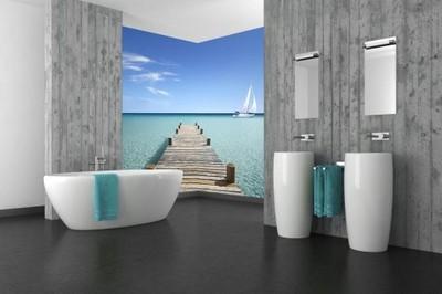 Panele łazienka Wodoodporne Nie Fototapeta 6027264096