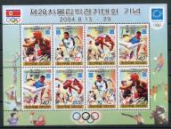Korea Północna** Igrzyska Olimpijskie Ateny 2004