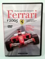 Film: Ferrari F2005 - Poradnik montażu modelu /B1