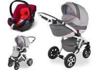 ADAMEX BARLETTA DREAM COLLECTION 3w1 + CYBEX ATON