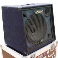 ROLAND KC-550 + CASE !!! OKAZJA - PIEC KLAWISZOWY