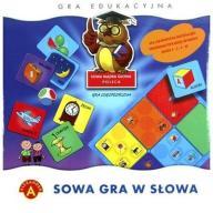 Gra - Sowa gra w słowa ALEX