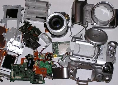 Canon S1 IS po wiwisekcji