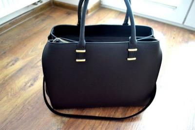 d856283c4e3cd Torba Shopper BAG 02 XXL HM czarna ZARkA__HIT!!!! - 5978655758 ...