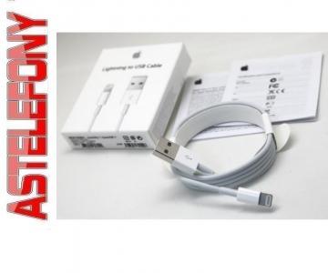 oryginalny kabel usb iphone 5s 6 6 6s lightning 6006298796 oficjalne archiwum allegro. Black Bedroom Furniture Sets. Home Design Ideas
