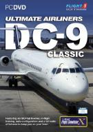 DC - 9 for FSX (PC DVD)