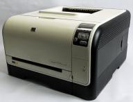 HP CP1525nw USB LAN WI-FI TONERY ZACINA PAPIER FV