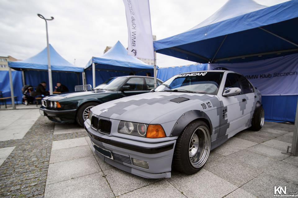 W Ultra BMW e36 is sedan - 7026683461 - oficjalne archiwum allegro LF46
