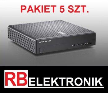 5 x DELL FX160 INTEL ATOM 230 1,6GHZ 1GB 1GB FV GW