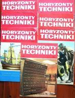 Horyzonty Techniki roczn; 74/75 i 1976r
