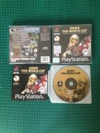 2002 FIFA WORLD CUP - PlayStation PSX