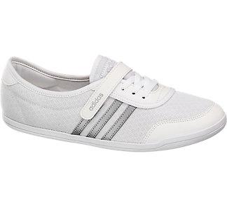 bbb49fef53fdf Deichmann sportowe buty damskie Adidas Diona białe - 6745365256 ...