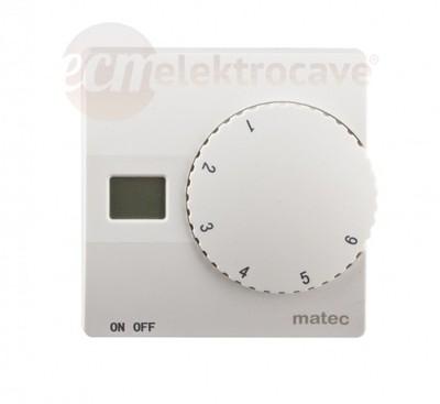 Regulator Temperatury RTS-01A MATEC Ogrzewanie