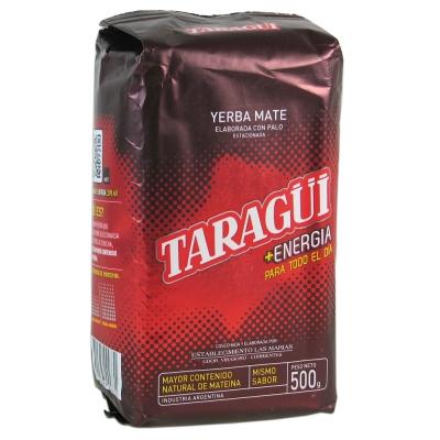 Yerba Mate Taragui Energia, Mocna, 500g