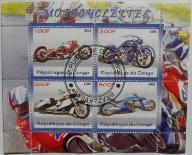 "MOTOCYKLE ""choppery""- 2009 arkusik #1669"