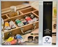 Zestaw Farb Olejnych Van Gogh 10x40ML BOX Talens