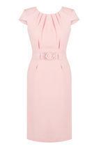 47a9028799 Sukienka Boone różowa Roz 38 MODON - 5236230894 - oficjalne archiwum ...