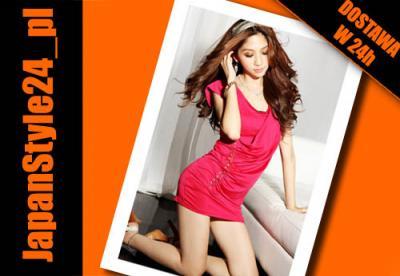 29fb5aa75c JapanStyle24 PL sukienki sukienka Japan Style XS S - 3082705302 ...