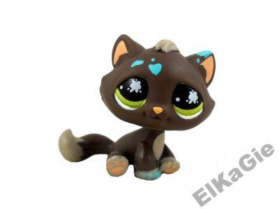 Littlest Pet Shop Kot Pręgowany 815 Lps 4569163402