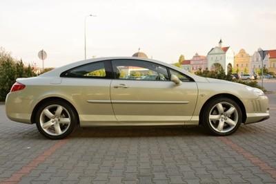 Peugeot 407 Coupe 2 7 2006 6929705274 Oficjalne Archiwum Allegro