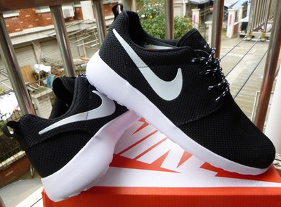 size 40 02973 fb24d Nike Roshe Run Buty Czarne! OKAZJA!!! 36-44 - 6810468762 - oficjalne ...